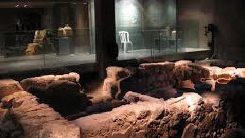 הרובע היהודי – הרובע ההירודיאני והבית השרוף