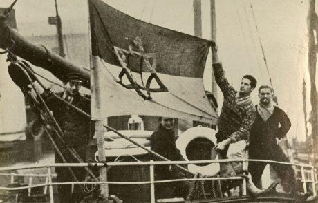 פעילות בנושא ארץ ישראל כבית לעם היהודי ('אין לי ארץ אחרת')