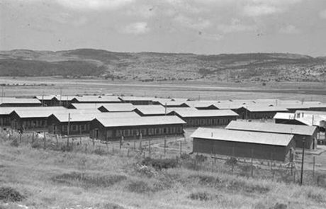 צל ומי באר- שירו של יורם טהר לב על מבצע שחרור מחנה המעצר בעתלית