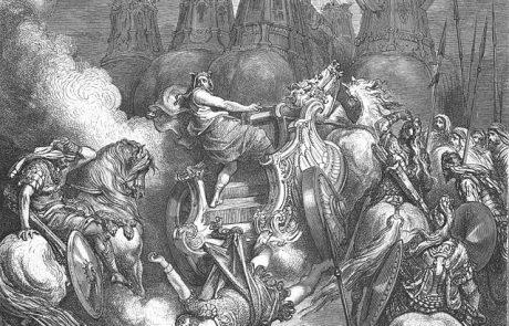 סיפור מרד המכבים והניצחון על אנטיכוס- מתוך המקורות