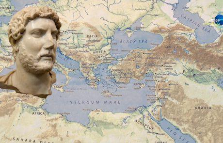 מרד בר כוכבא- הדריאנוס קיסר