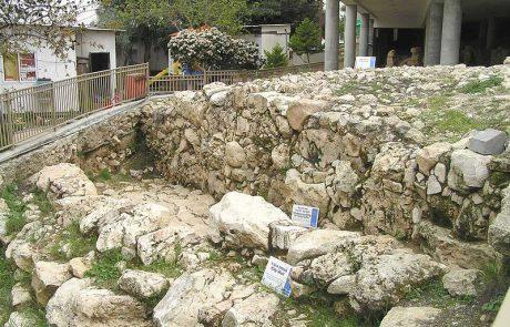 תל חברון – ארכיאולוגיה
