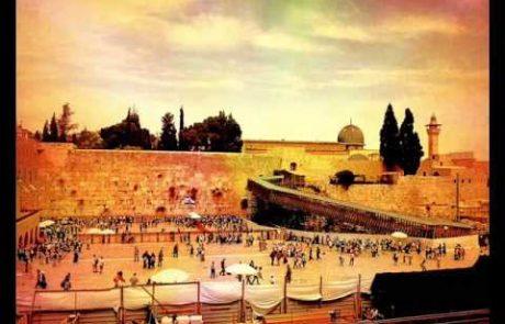 'אם אשכחך ירושלים'- אודי דוידי